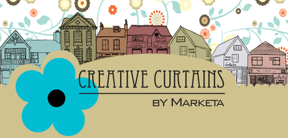 Creative Curtains by Marketa - logo